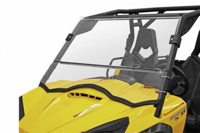 Quadboss Folding Windshield