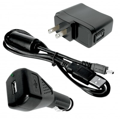 Midland Value Charger Kit for 310 XTC Wearable Action Camera