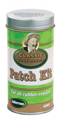 Slime Classic Rubber Repair Patch Kit