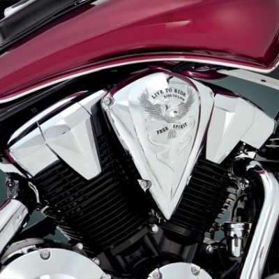 Show Chrome Air Cleaner Cover