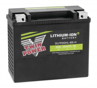 Twin Power Lithium Ion Battery