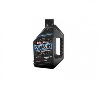 Maxima V-Twin 100% Synthetic Primary Fluid