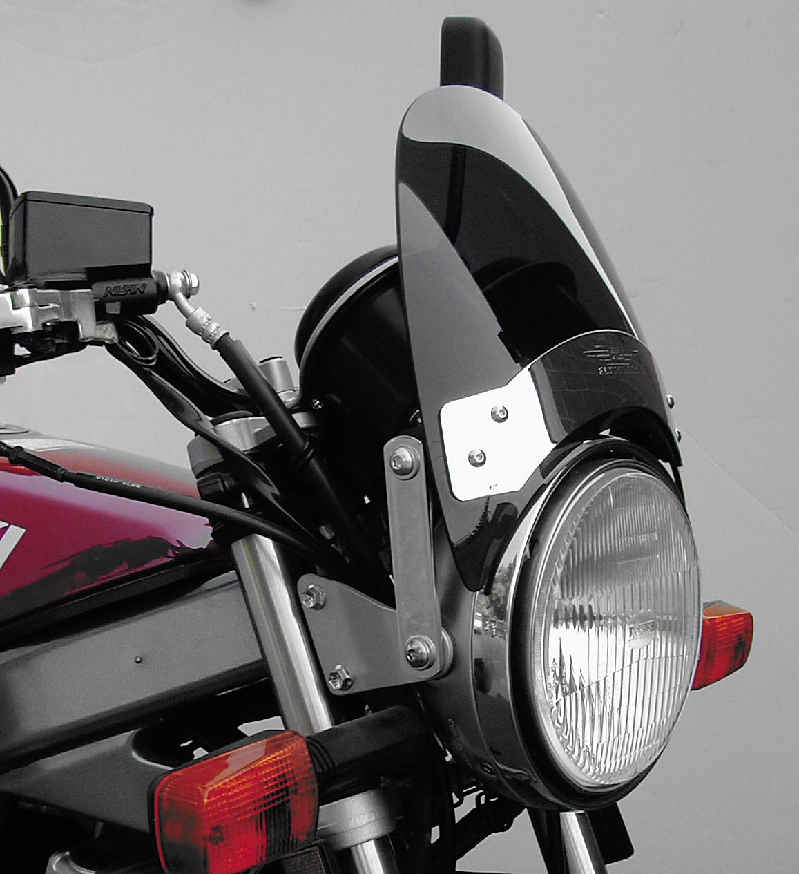 National Cycle Flyscreen - Fork Mount - Dark Tint
