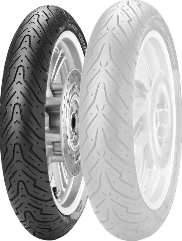 Pirelli Angel Scooter Front Tire - 110/70-16 (52)