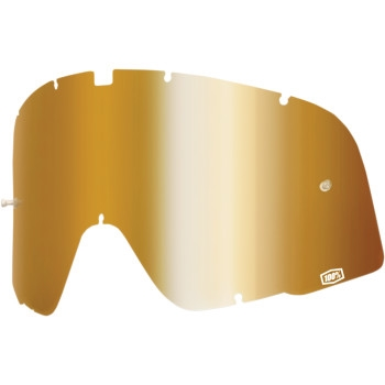 100% Replacement Lenses for Barstow Classic/Legend Goggles