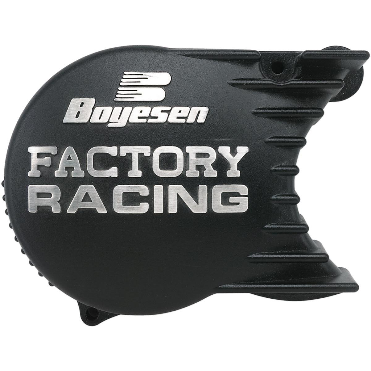 Boyesen Factory Ignition Cover - Black