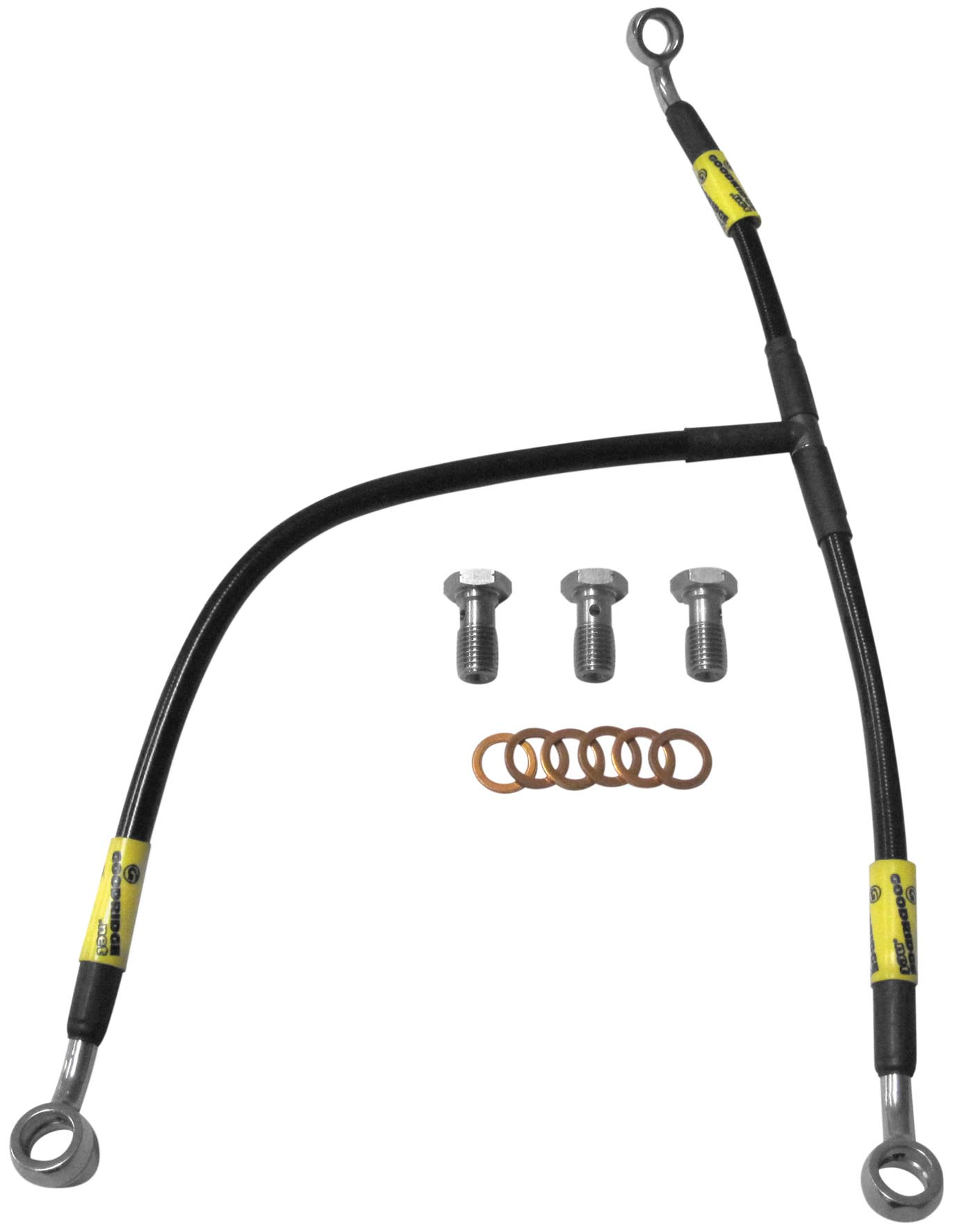 Goodridge Superbike Pro Brake Line Kit