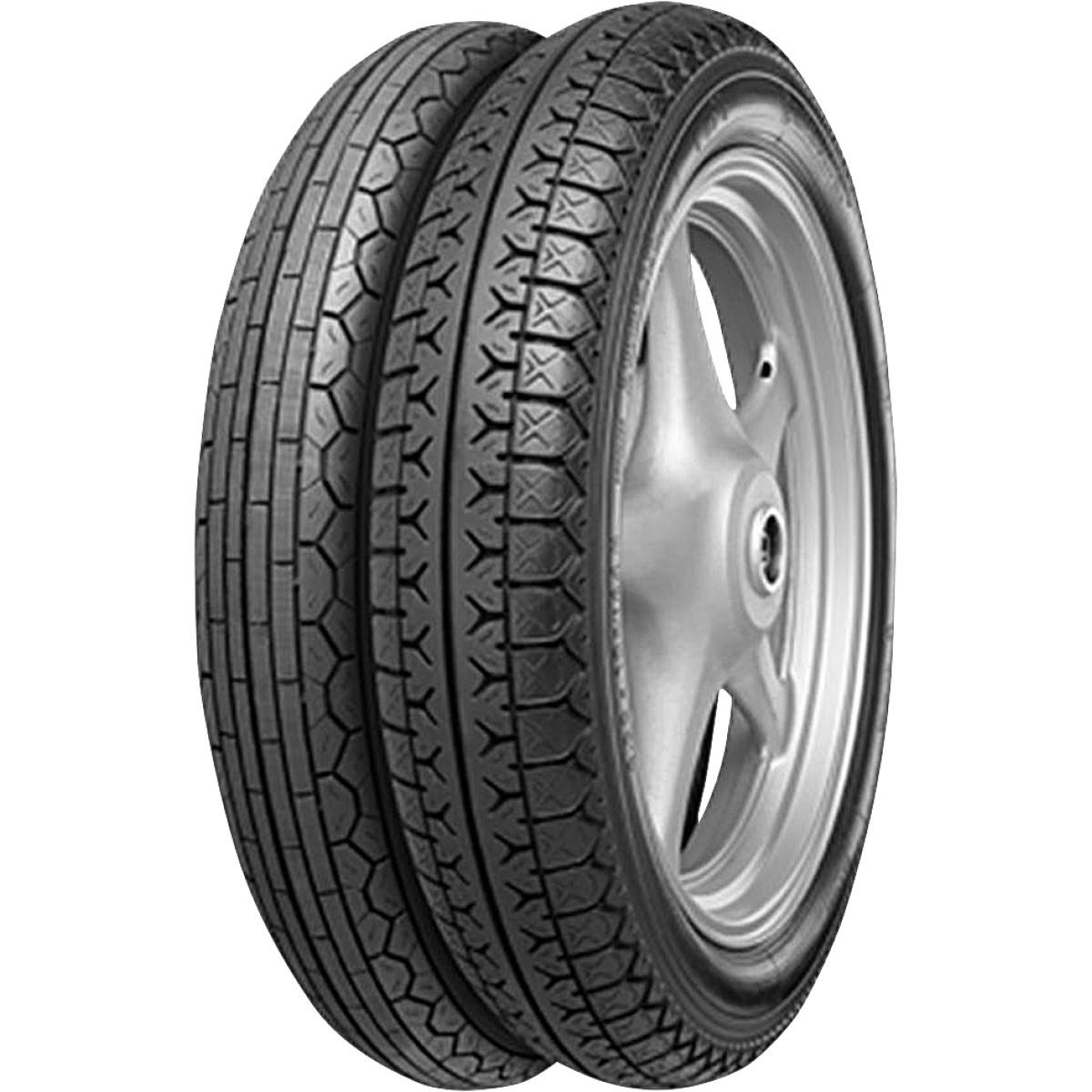 Continental Conti Twin RB2 Classic Front Tire - 3.25H-19