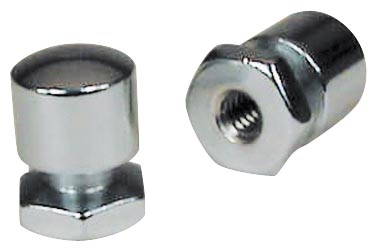 Mustang Solo Mounting Nuts