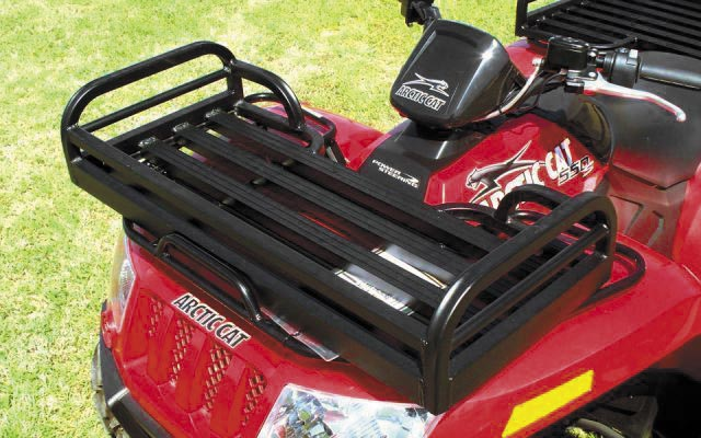 Great Day Inc Mighty Light Aluminum Front Rack