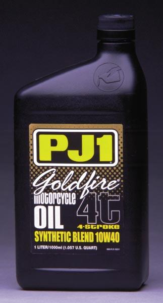 Goodridge pj1 goldfire 4 stroke synthetic blend motor oil 2wheel Best price on motor oil