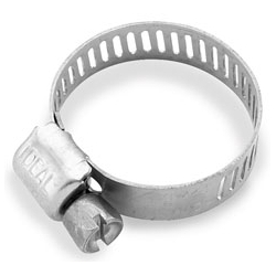 Helix Racing Products Stainless Steel Hose Clamps