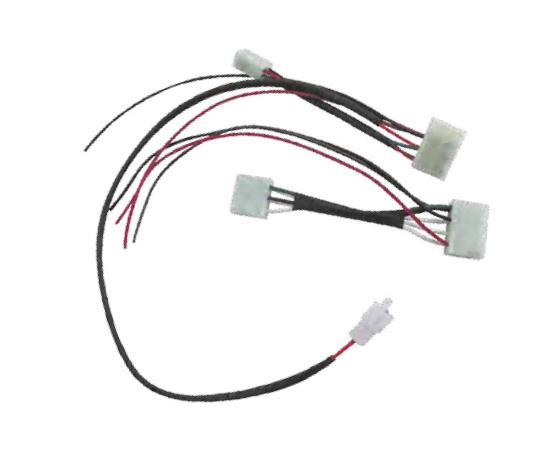 tc bros chopper wiring harness 8 pin cdi 2wheel
