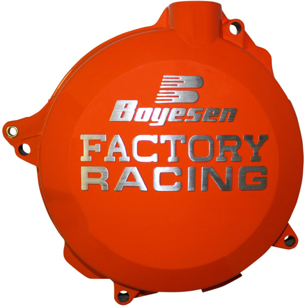 Boyesen Factory Ignition Cover - Orange