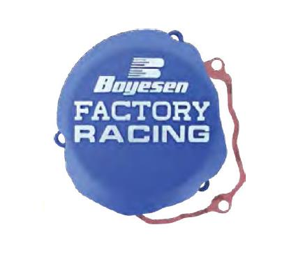 Boyesen Factory Ignition Cover - Blue
