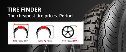 Motorcycle Tire Finder
